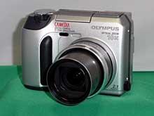 Camedia C-700 Ultra Zoom